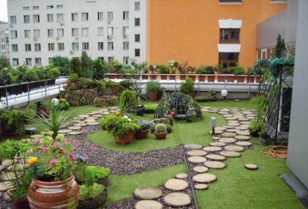 Yeşil Çatı